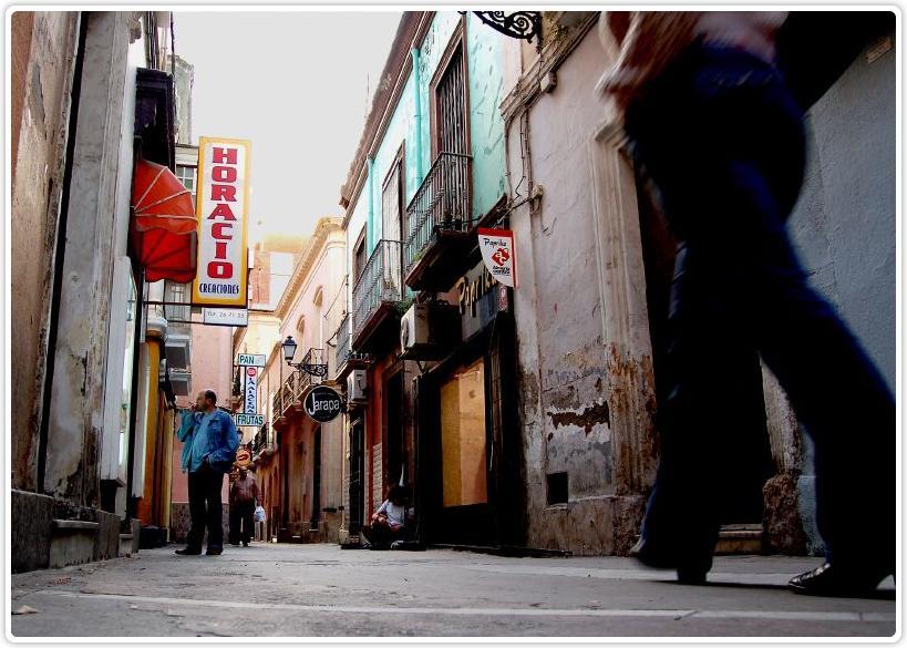 """""""Las cuatro calles"""""""
