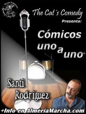 """Santi Rodríguez """"El Frutero"""" en Mae West Almería"""