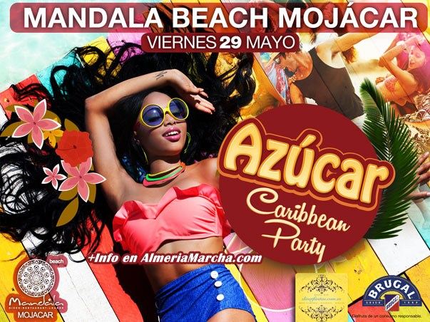 Caribean Party en Mandala Mojácar