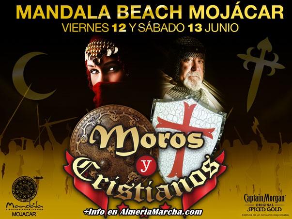 Fiesta Moros y Cristianos Mandala Mojácar