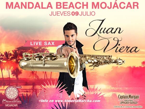 Juan Viera Mandala Mojácar